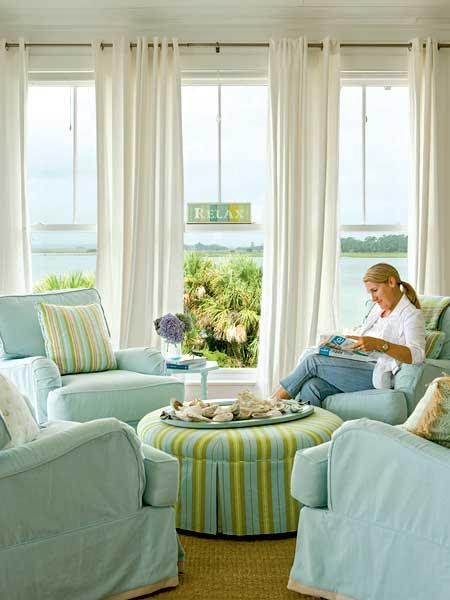 Sitting Room Designs Furniture: Interior Design Musings: No Sofa