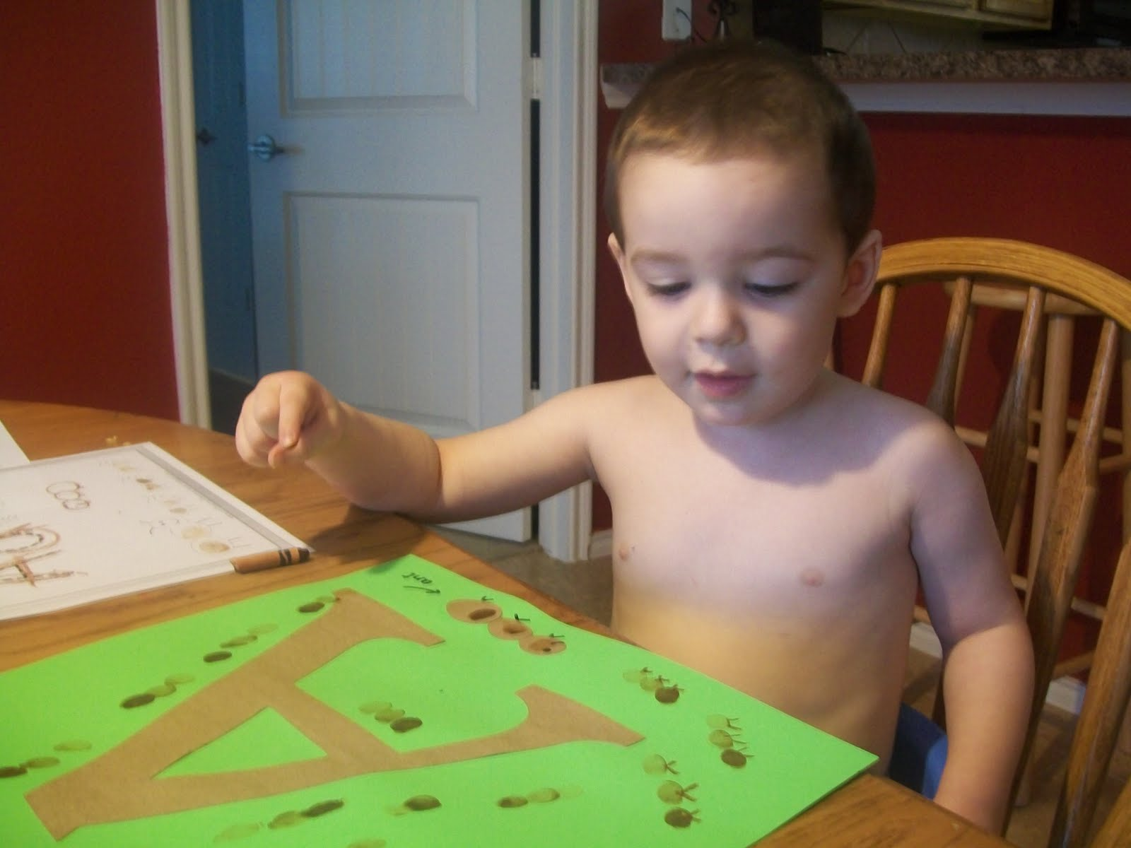 Teaching Toddlers Together September
