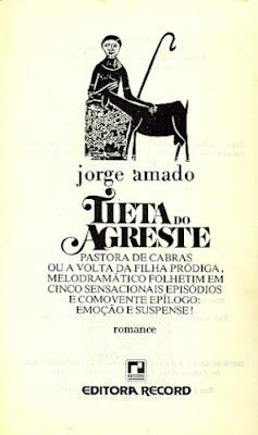Tieta do Agreste | Jorge Amado