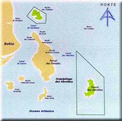 Parque Nacional Marinho dos Abrolhos | Bahia