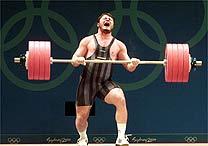 Halterofilismo nos Jogos Olímpicos