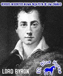 Versos Inscritos numa Taça de um Crânio | Lord Byron