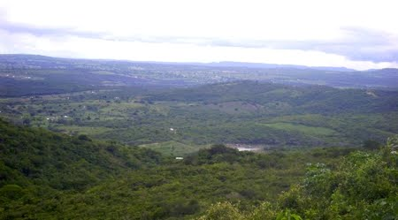 Planalto da Borborema