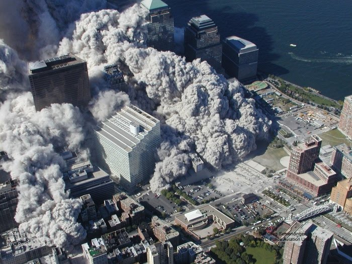 World Trade Center | Fotos Inéditas dos Ataque de 11 De Setembro de 2001