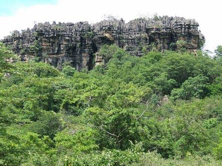 Parque Estadual da Lapa Grande | Minas Gerais