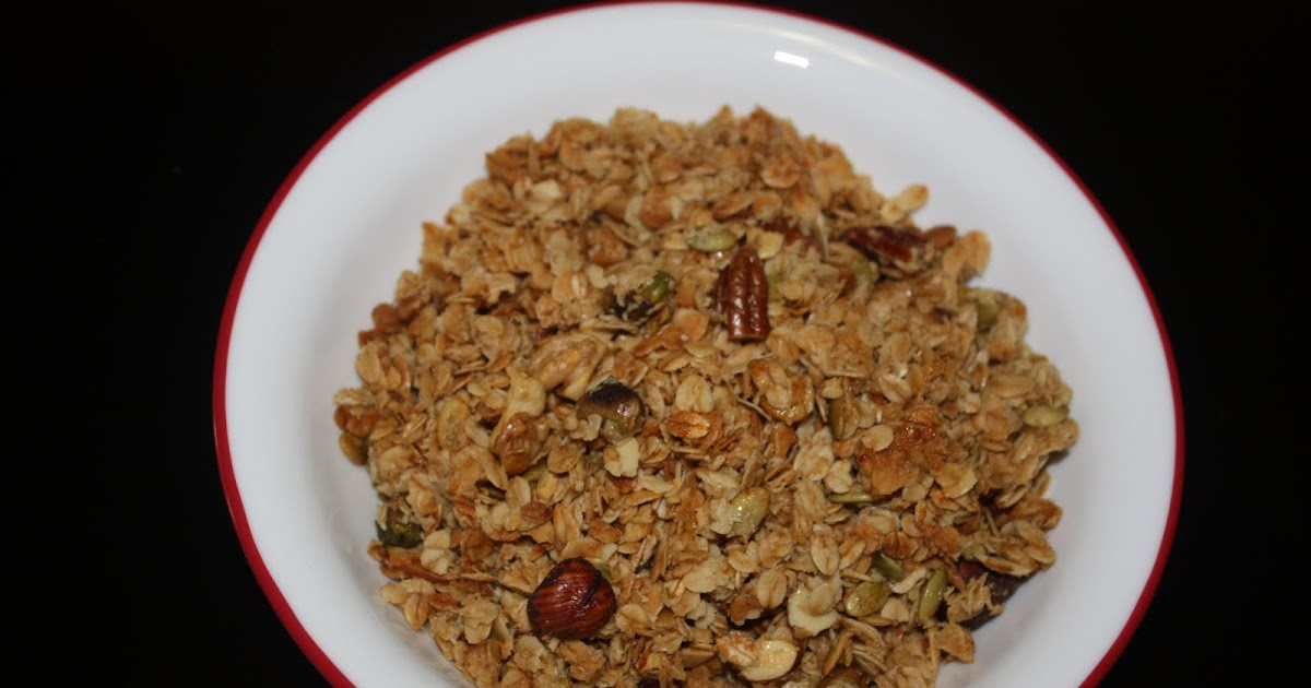 Recipes and Tips To Fight M.S.: Gluten Free Muesli