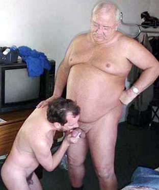 old men with big cocks
