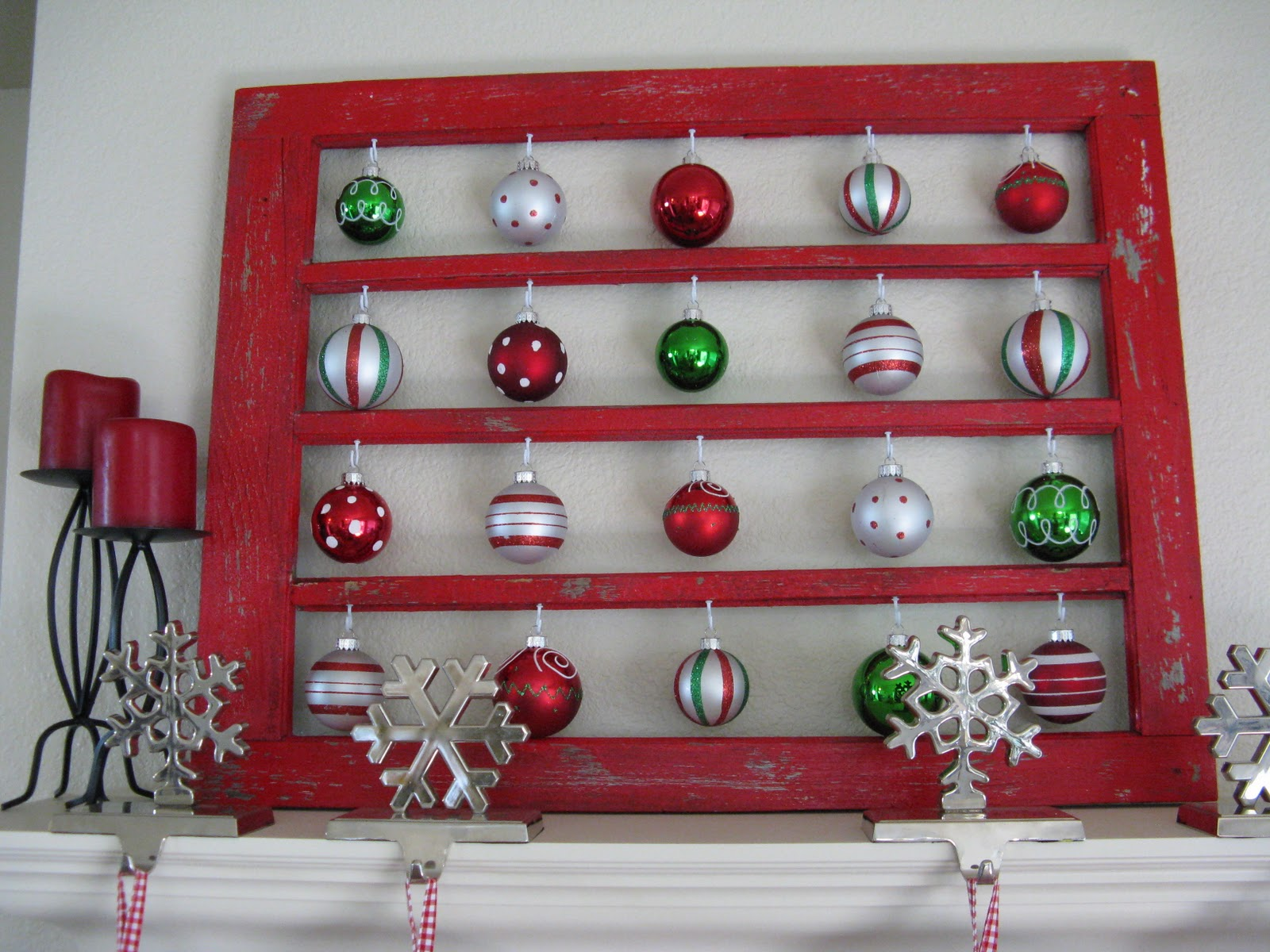 Christmas ornament holders - Christmas Ornament Holders 39