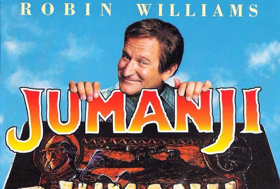 JUMANJI DUBLADO (1995)