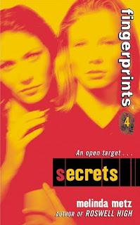 Secrets – Saga Fingerprints 4 – Melinda Metz
