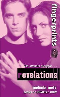Revelations – Serie Fingerprints 6 – Melinda Metz