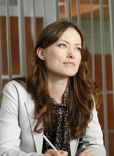 Olivia Wilde in 'House' as Thirteen