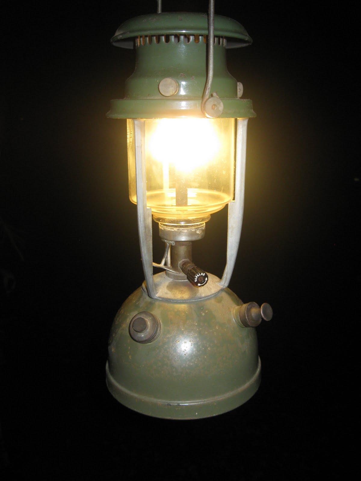 Vintage Coleman Lanterns: Tilley storm lantern & Willis ...
