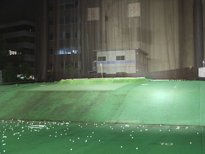 The Anese Are Golf Obsessed And It S Quite A Sight To Go Driving Range At 10 00pm Night See All Playerting