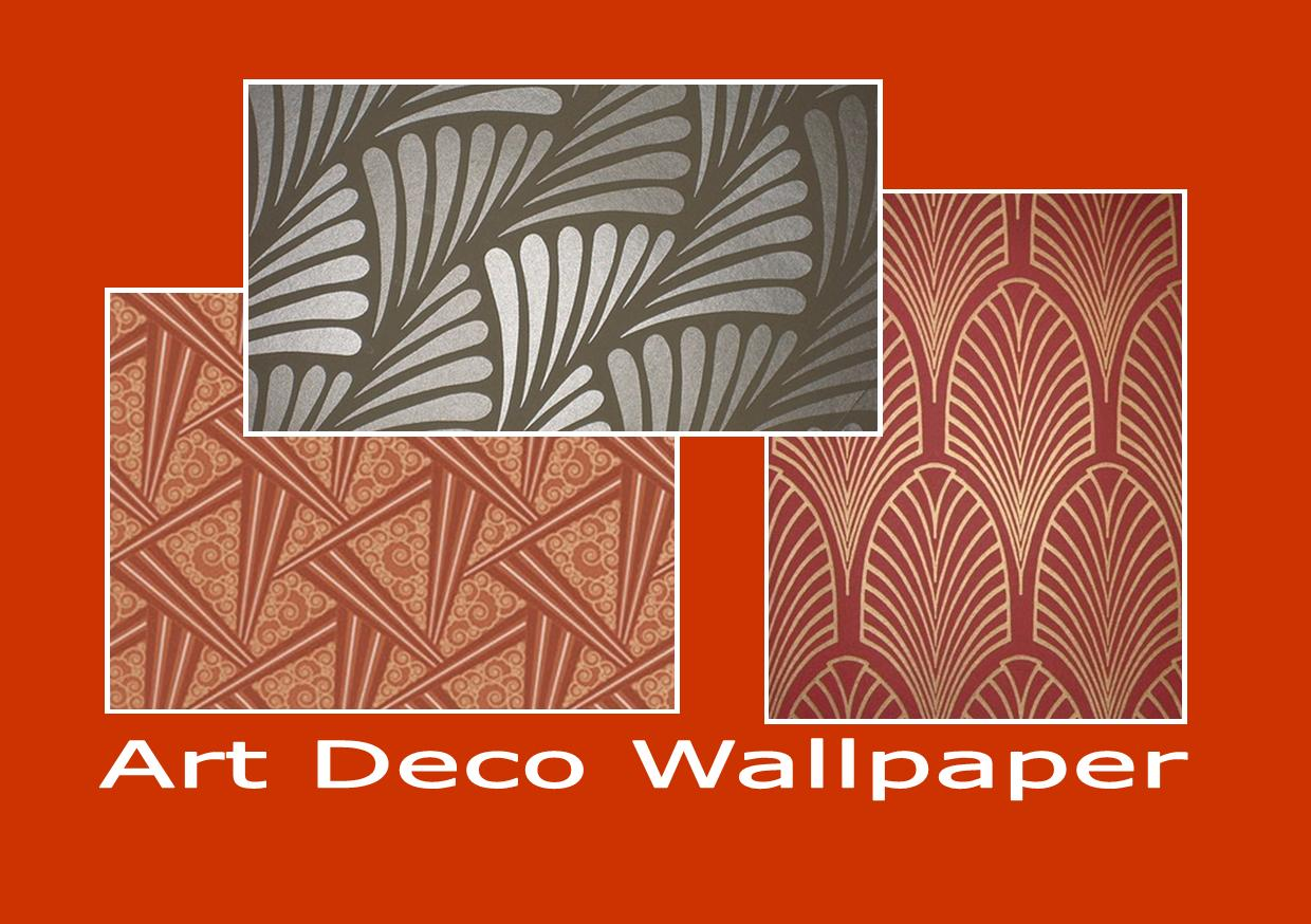 art deco wallpaper for - photo #7