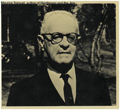 Heroes of Yiddish Maurice Samuel
