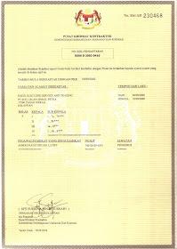 Radzi Eleccond Service And Trading Restcond Sijil Lesen Kontraktor Kelas F Dan Kelas 111 Elektrik