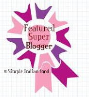 Featured Super Blogger