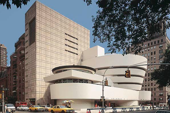 MY ARCHITECTURAL MOLESKINE®: WRIGHT: GUGGENHEIM MUSEUM, NEW YORK