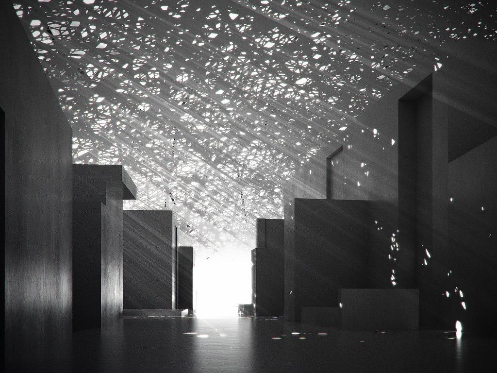 my architectural moleskine jean nouvel louvre museum abu dhabi. Black Bedroom Furniture Sets. Home Design Ideas
