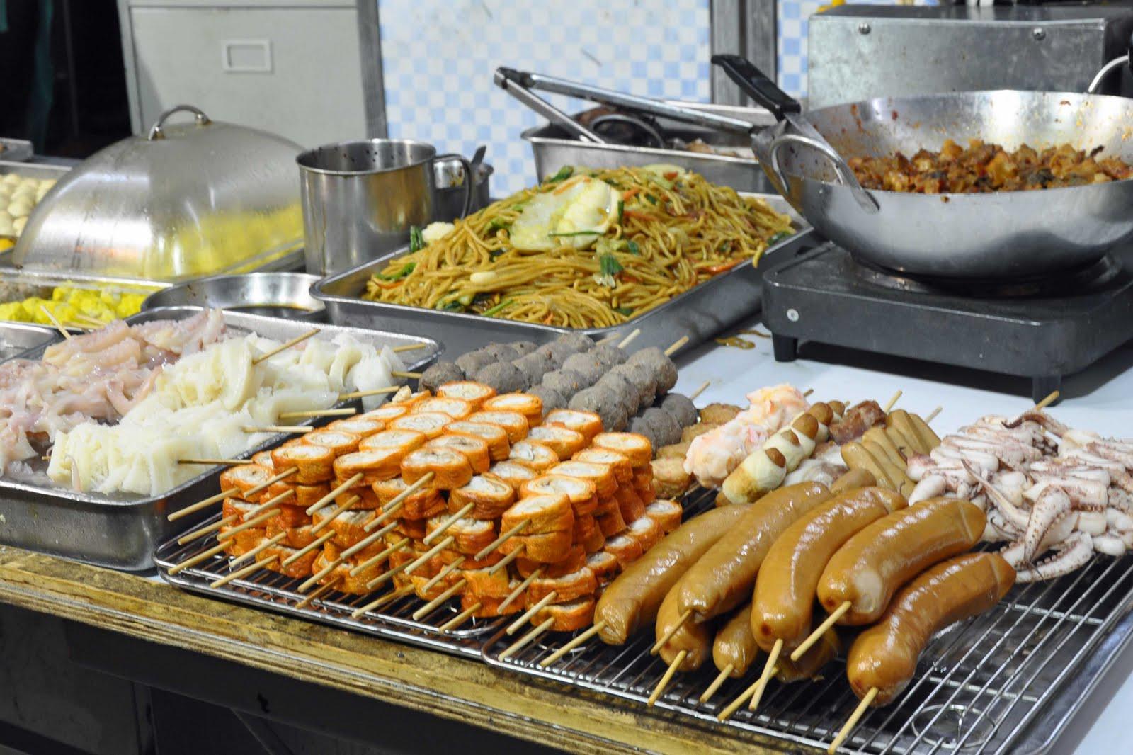 Hong Kong 2010 - Street Food