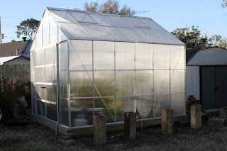 This Is A Review Of The One Stop Gardens 10ft X 12ft Greenhouse With 4 Vents Distributed By Harbor Freight Tools