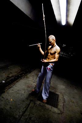 MDK 6271+adj - Portrait of the Capoeirista - Jonek