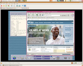 Ah Lam's Note: Installing Solaris 10 x86 in VMWare