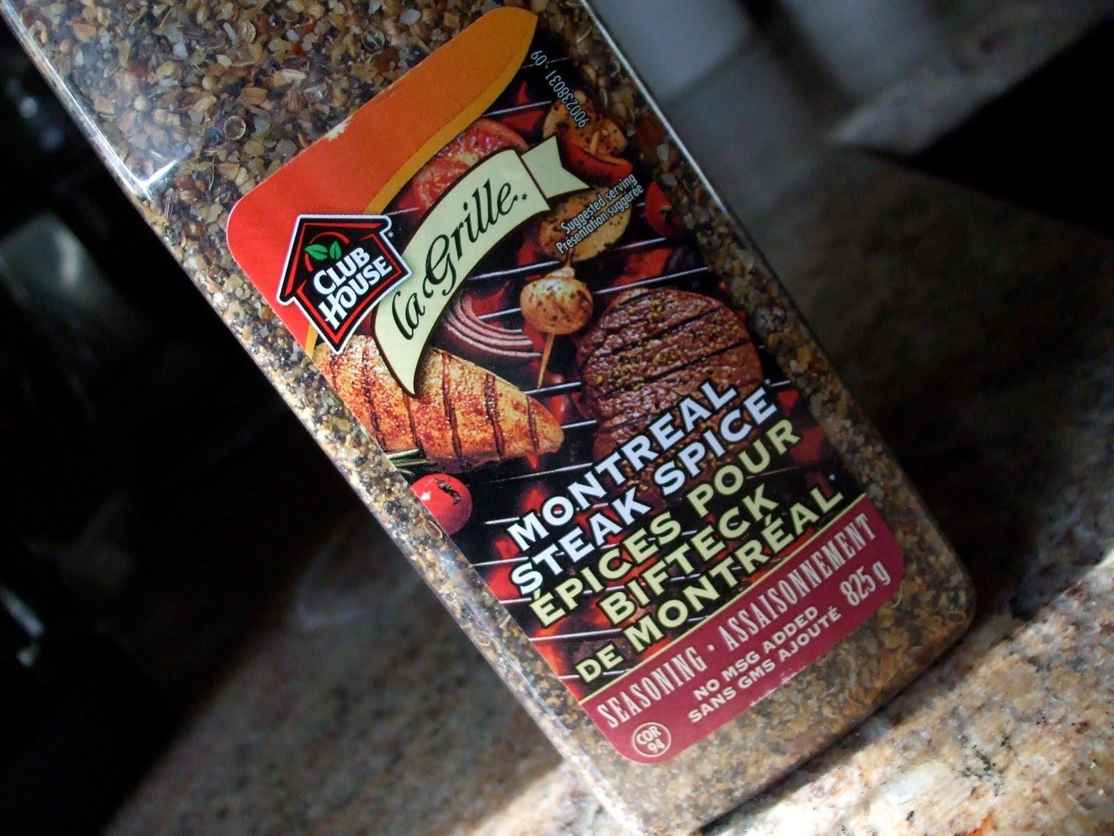 My farts smell like Montreal Steak Spice (dead srs) - Bodybuilding