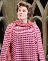 Bruxo do Mês de Abril: Dolores Umbridge | Ordem da Fênix Brasileira