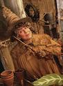 Bruxo do Mês de Outubro: Pomona Sprout | Ordem da Fênix Brasileira