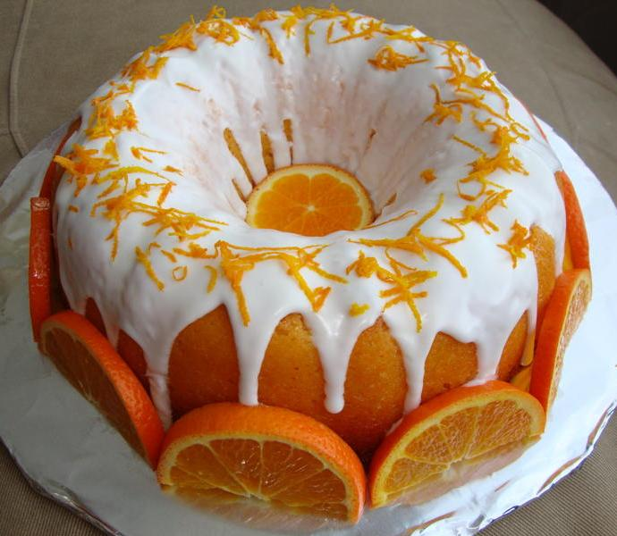Recipe For Dreamsicle Cake