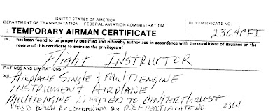 Military Competency to Flight Instructor Pirep - VAF Forums