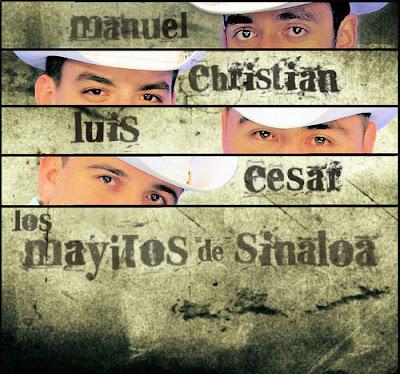 Los Mayitos De Sinaloa - La Fuga Del Jefe (2012) (En Vivo)