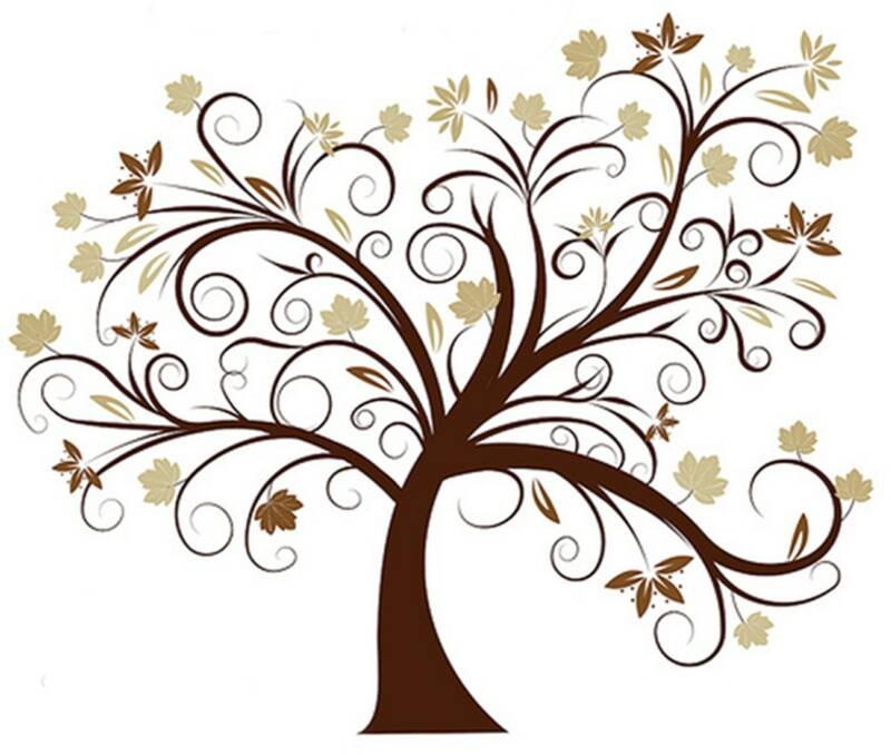 Fall Tree Clip Art Pictures