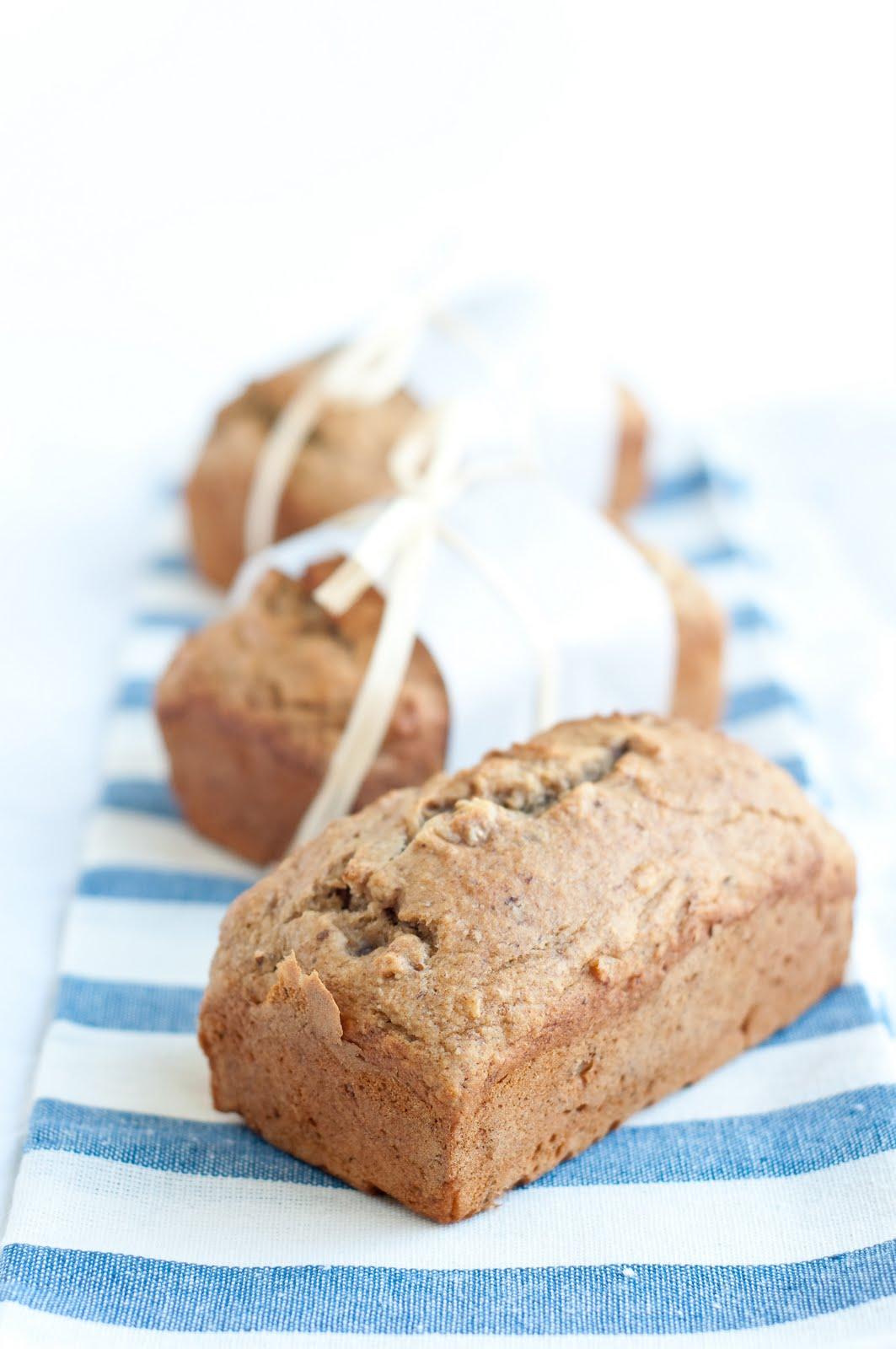 Desserts For Breakfast Vegan Banana Walnut Bread