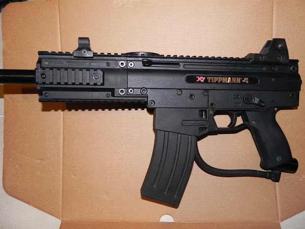 Tippmann 22 Machine Gun