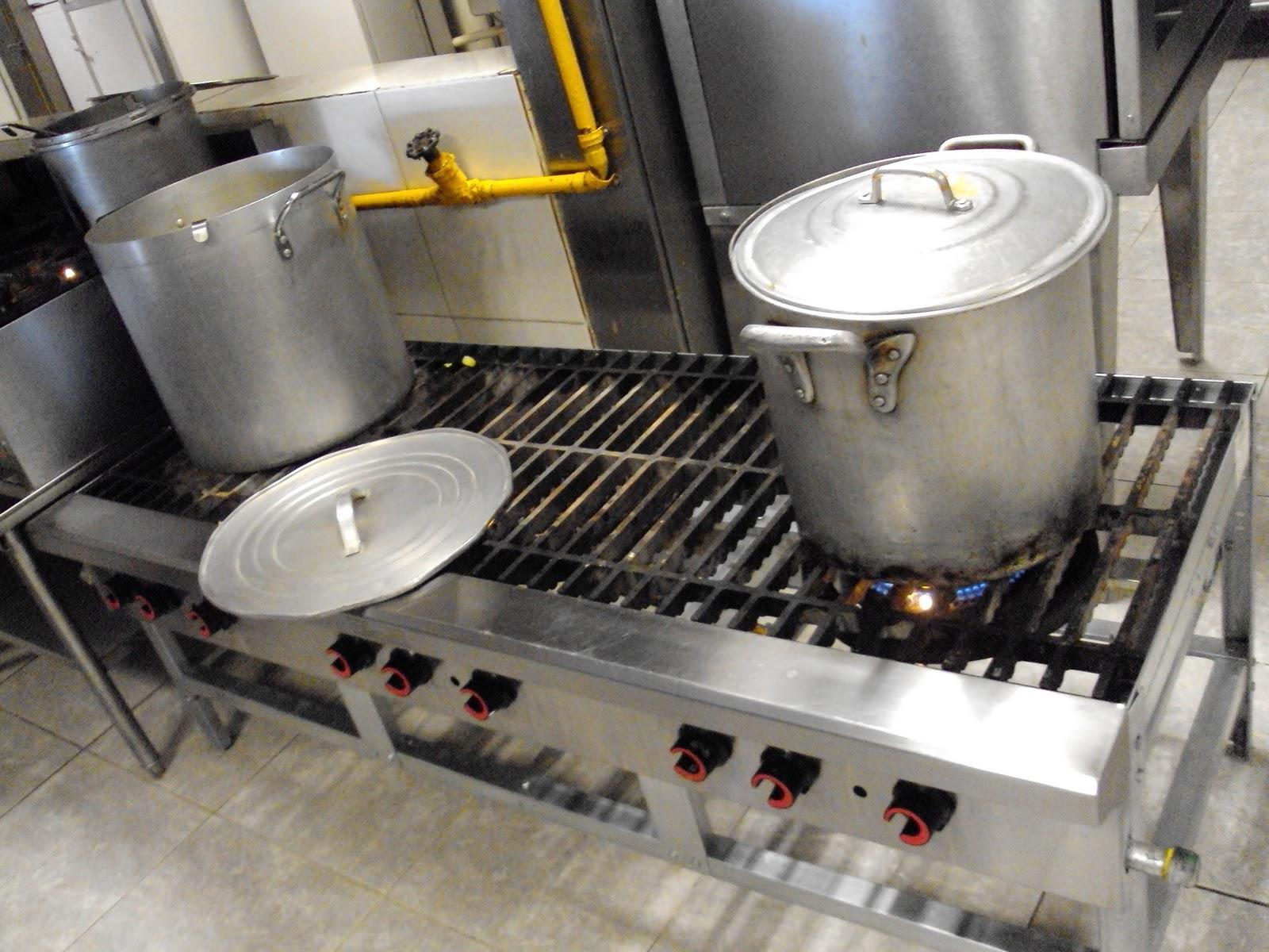 Pr ctica de comedores industriales for Mision de un comedor industrial