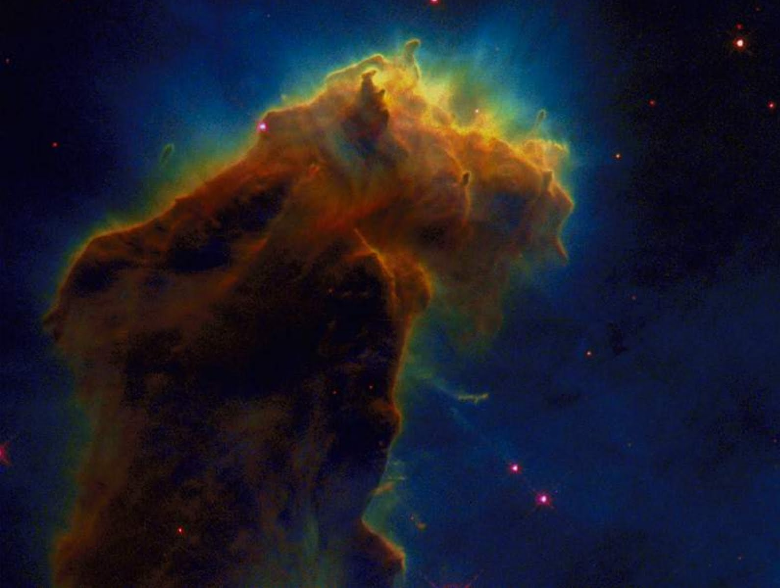 eagle nebula s - photo #4