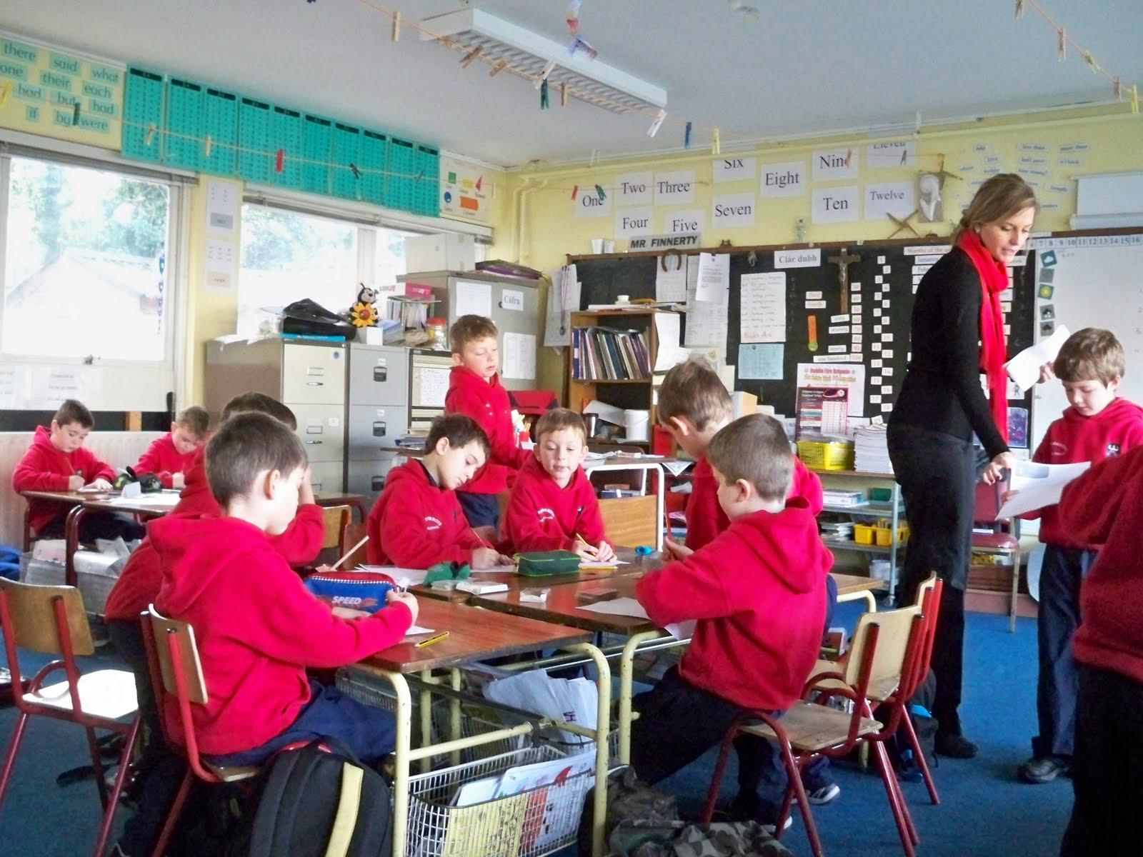 Sru Prof In Ireland St Patricks And Ballyroan Boys School