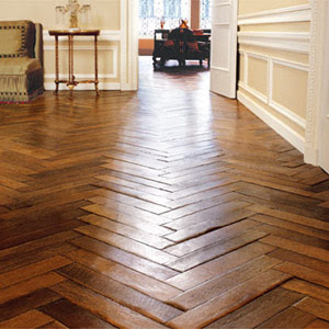 Cote de texas a country french house authentic elements for French country flooring