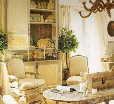 Interior Decorating, Home Design, Room Ideas: A Country ...