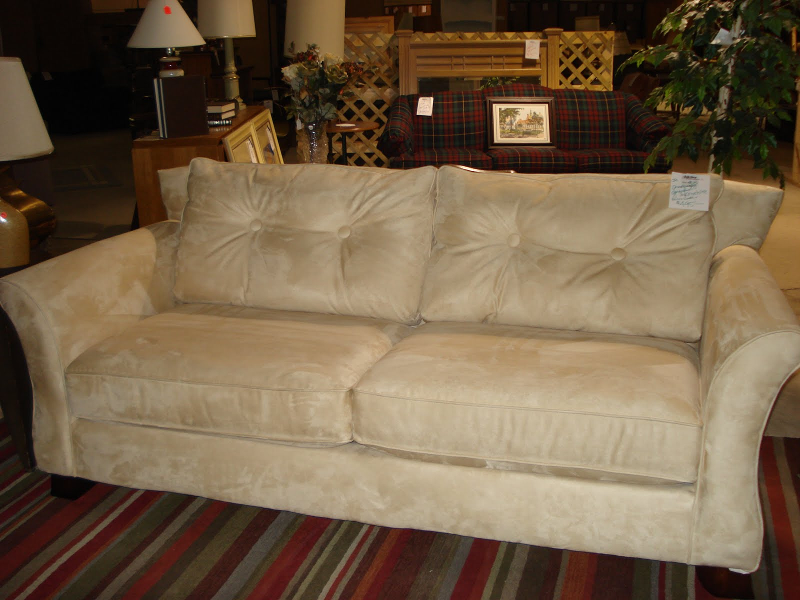 Vintage Kroehler Citation Sofa My Antique Furniture Collection