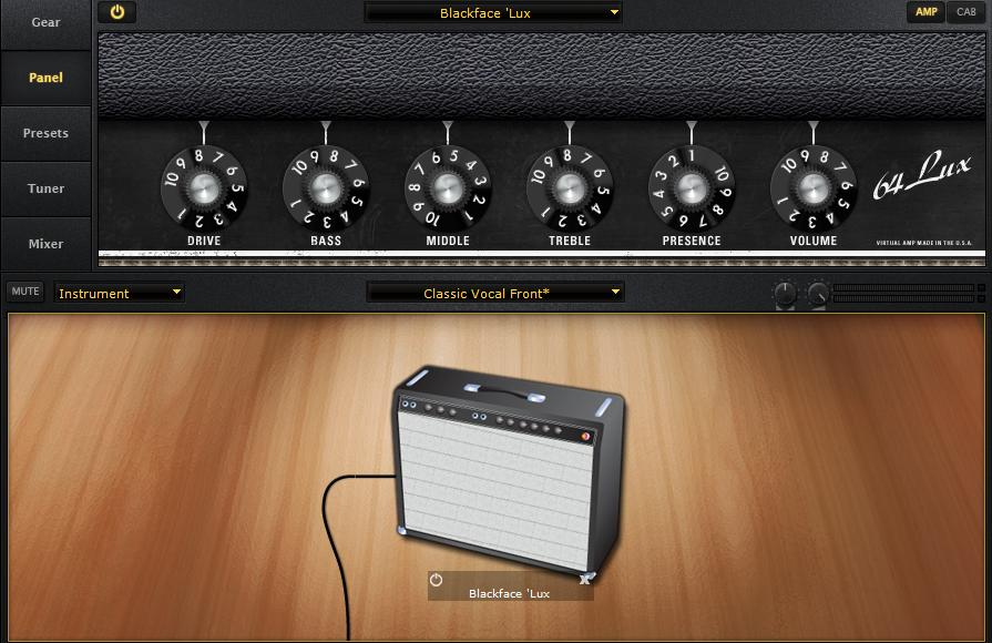 PILL MUSIC: Getting To Know The POD Farm Amp Models