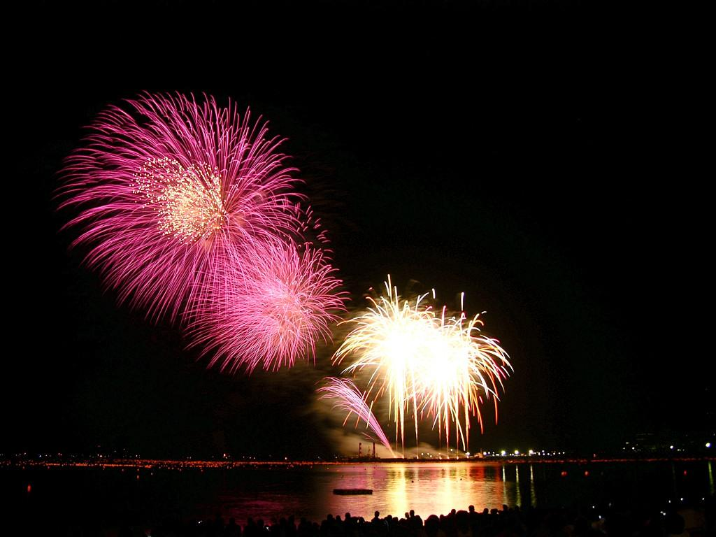 chinese fireworks wallpaper - photo #10
