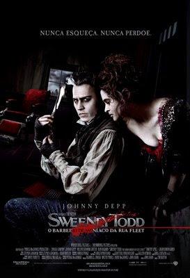 Baixar Filme Sweeney Todd – O Barbeiro Demoniaco da Rua Fleet - Legendado
