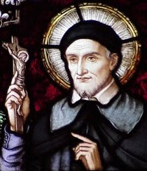The Patron of our Abbey - St. Vincent DePaul (Click on his picture to read more about him)