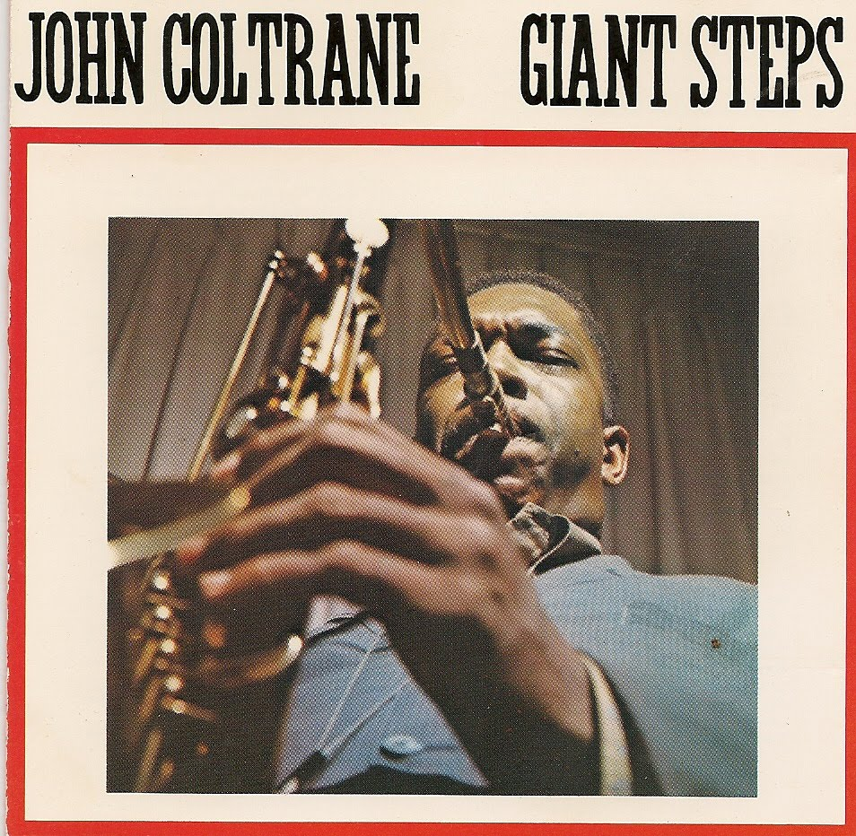 THE COVER PROJECT: John Coltrane - Giant Steps (1959)