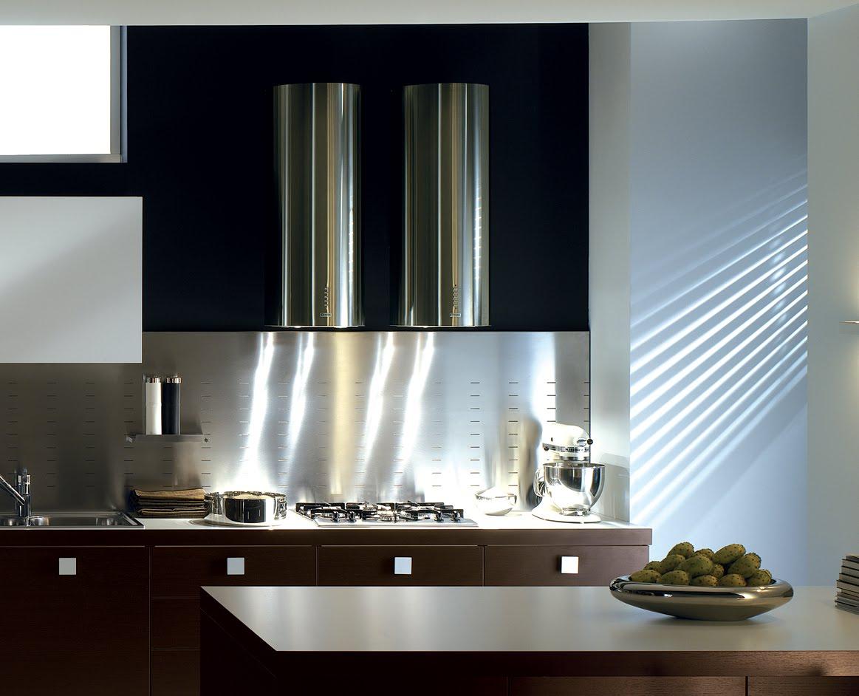 Kitchen Island Extractor Hoods Faber Rangehoods Cylindra Hood By Faber Sleek Modern