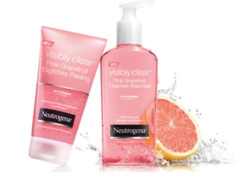 allaboutevchen neutrogena visibly clear pink grapefruit. Black Bedroom Furniture Sets. Home Design Ideas